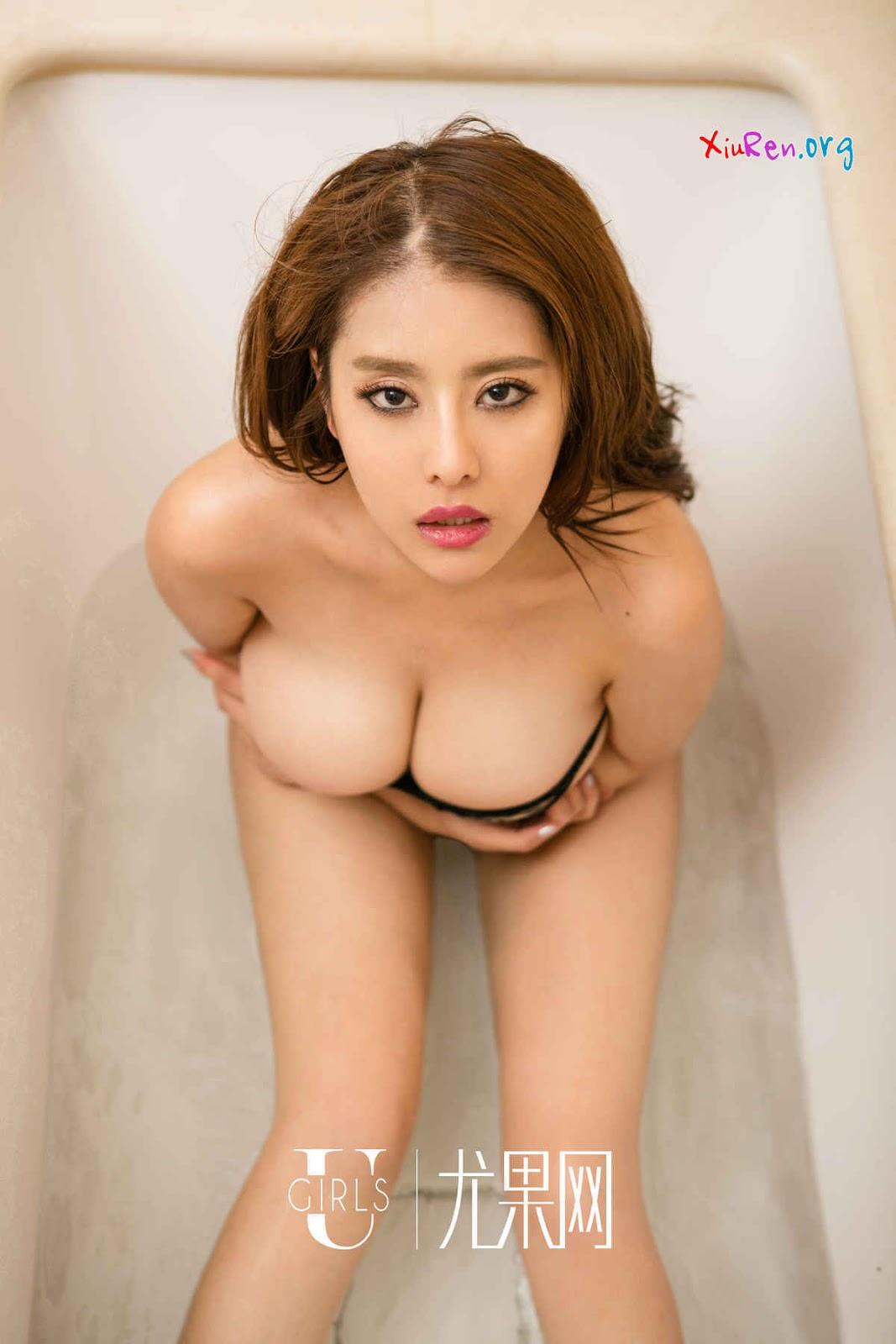 Chinese Boobies Wang Ying 王莹 Ugirls 179 (65 Pict)