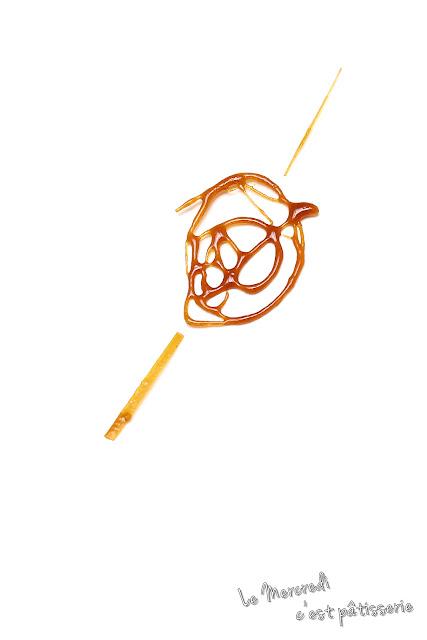 Caramel filé
