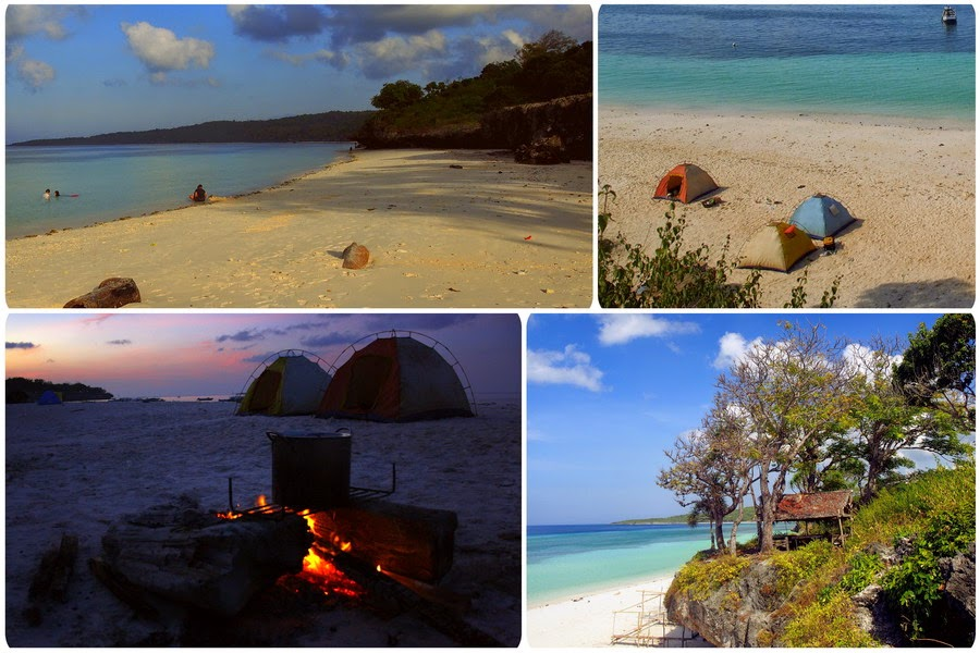 Pantai Tanjung Bira Sulawesi Selatan