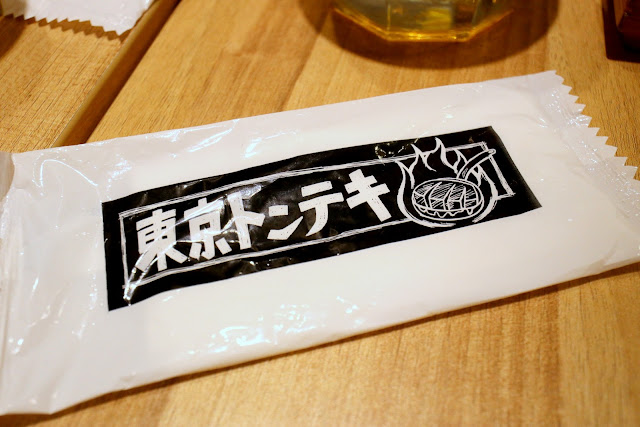台北 美食 統一時代百貨 東京豚極