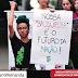 Fotógrafo santarritense ganha repercussão nacional com imagens sobre o ato em defesa da educação