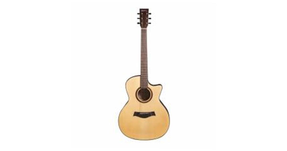 Âm thanh vang ấm, phù hợp chơi đệm hát và fingerstyle