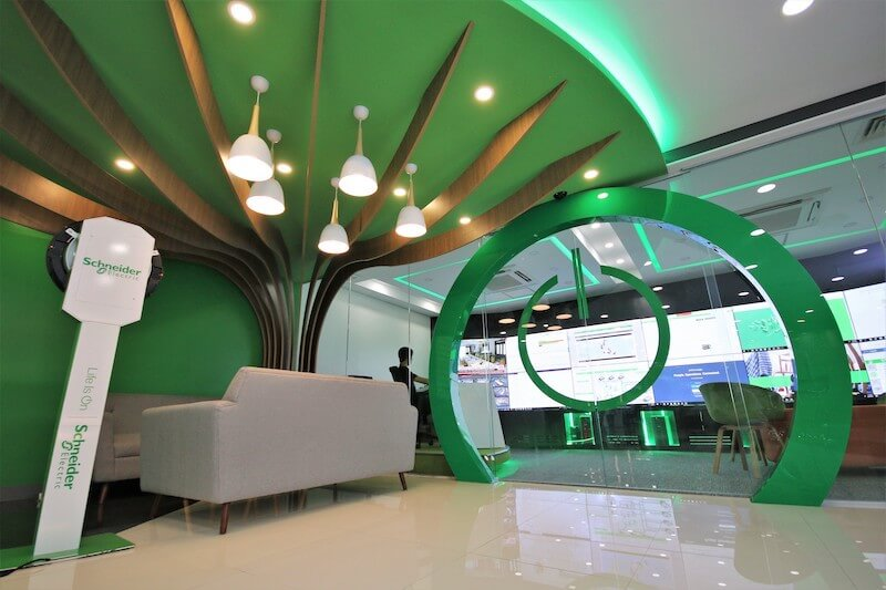Schneider Electric Smart Factory Launches at PEZA Cavite
