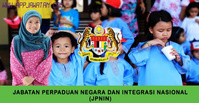 Jawatan Kosong di Jabatan Perpaduan Negara dan Integrasi Nasional (JPNIN).