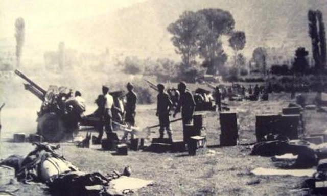"""Εμφύλιος: Η επιχείρηση """"Περιστερά"""" για την εκκαθάριση της Πελοποννήσου από τον ΔΣΕ"""