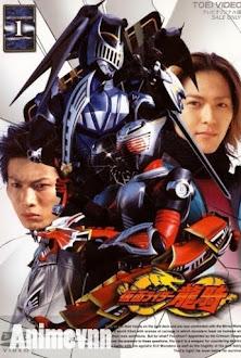 Siêu Nhân Giấu Mặt Long Kỵ - Kamen Rider Ryuki 2008 Poster
