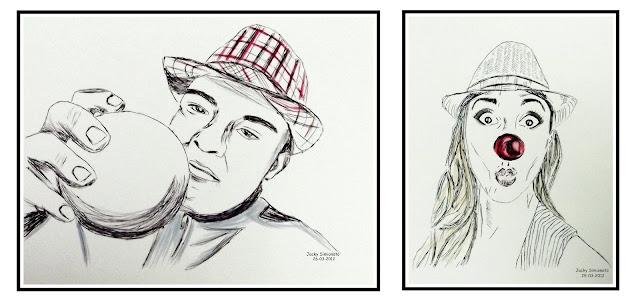 JackySimionato, Desenho, Caneta, Lápis de cor, Artes Plasticas, Guignard