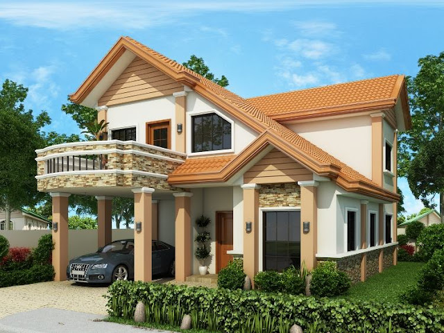 PHP125,000 STORM PROOF HOME PLANS AND DESIGNS WITH PHOTOS