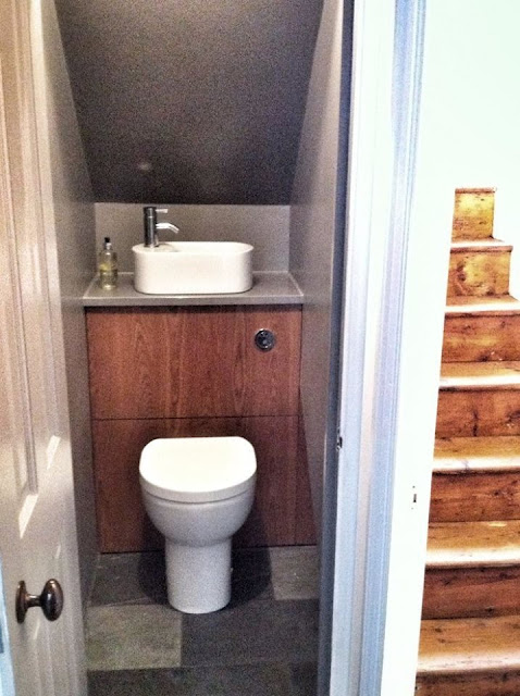 Dwell Of Decor: 20 Luxury Small & Tiny Functional Bathroom