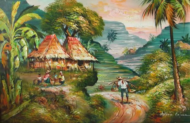 Emerging Artists Oil Paintings 75-300 Art