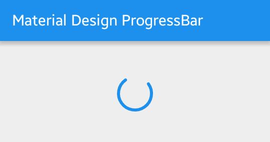 Material Design Circular ProgressBar For Android | Viral