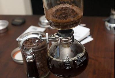 cách pha cà phê kiểu nhật bản