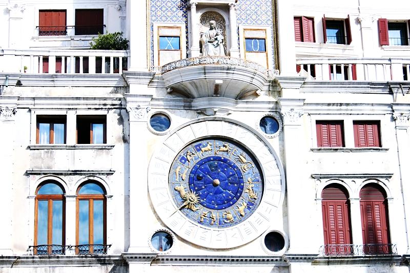 Astronomski sat nazvan Sat Svetog Marka u Veneciji.
