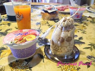 歐博阿瑪高-hotel早餐