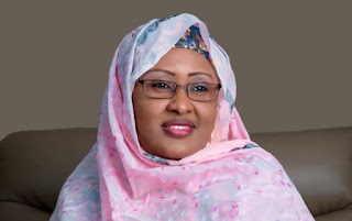 Wife of the President, Aisha Buhari