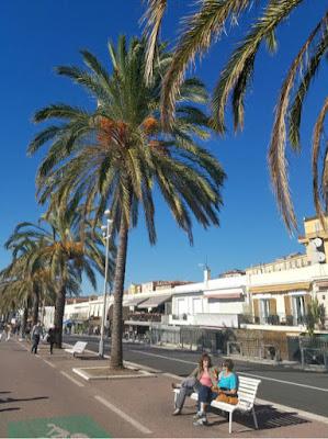 南フランスのニース町