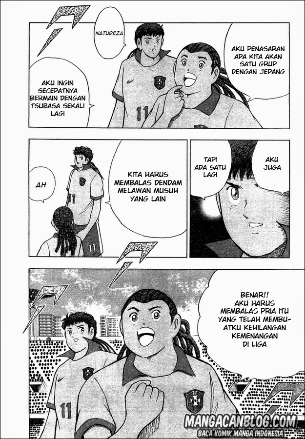 Captain Tsubasa – Rising Sun Chapter 08-16