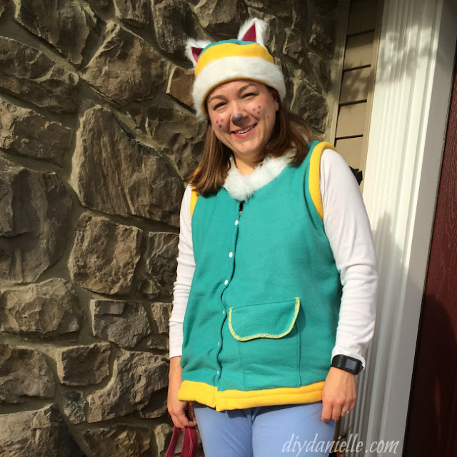 Adult Everest Costume
