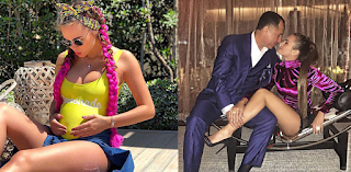 28χρονο Μοντέλο του Playbοy περιμένει το πρώτο της παιδί με τον 65χρονο δισεκατομμυριούχο Άντρα της
