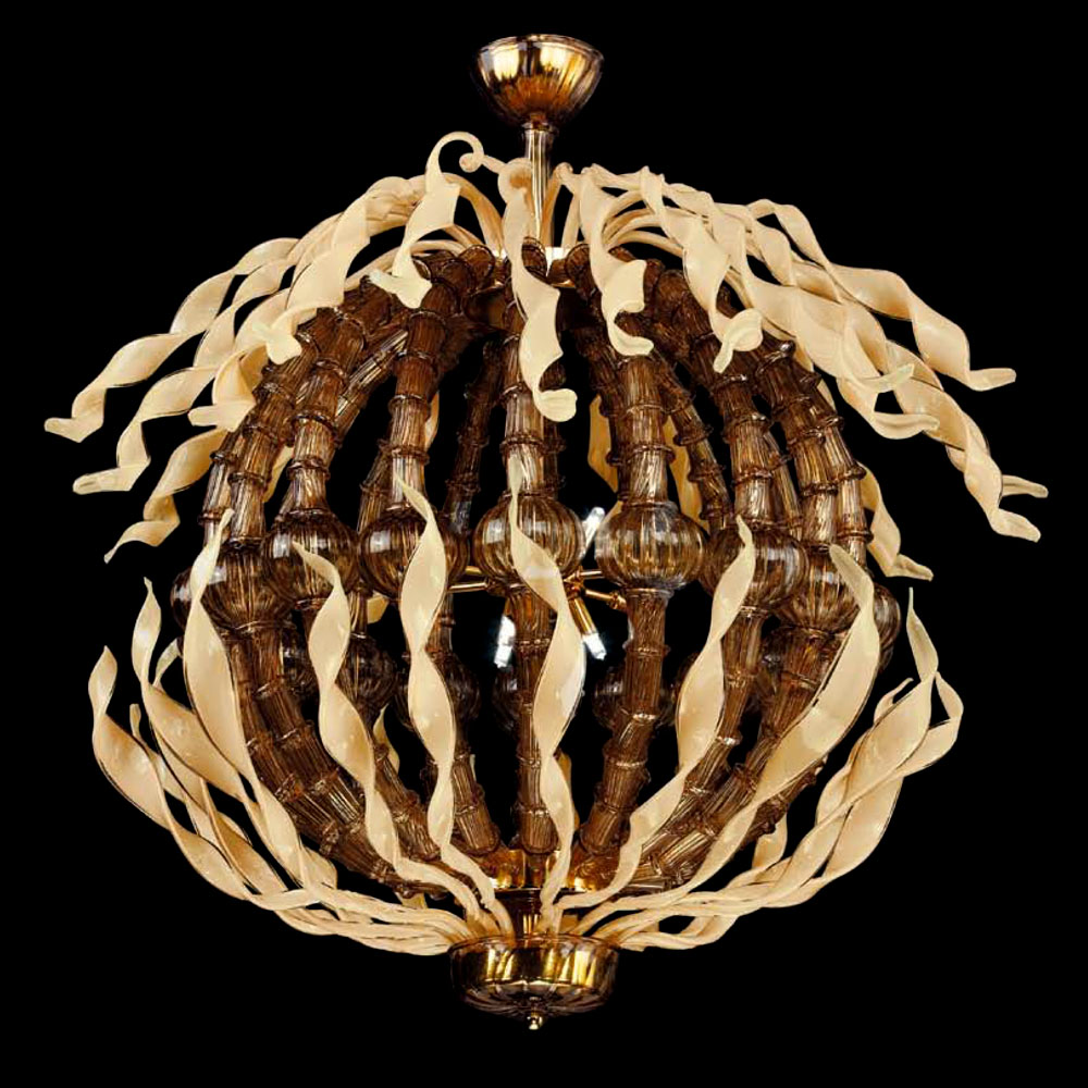 Mobili art deco atelier myartistic art dec murano glass for Lampadario vetro murano moderni