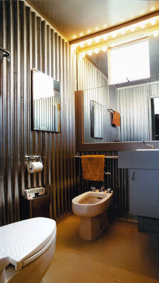 Corrugated Metal Wall Panels