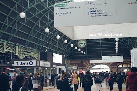 Siri Eksplorasi Dunia ke Melbourne & Sydney - May 2014 (Finale)