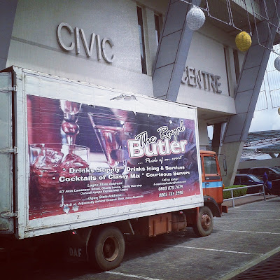 Royal Butler truck