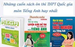 Những Cuốn sách luyện thi TPHT môn tiếng Anh - Phần 1