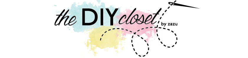 The DIY Closet, costura, DIY y mucho más