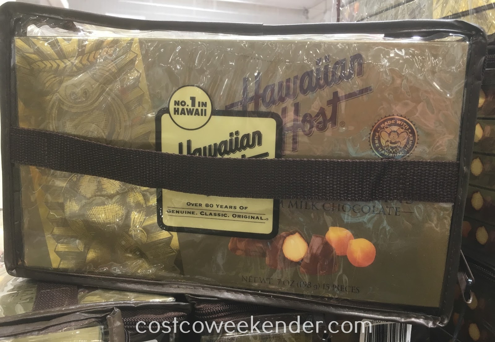 If you want the best chocolate-covered macadamias, then look no further than Hawaiian Host
