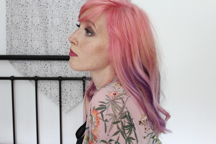 candy pink hair inspiration