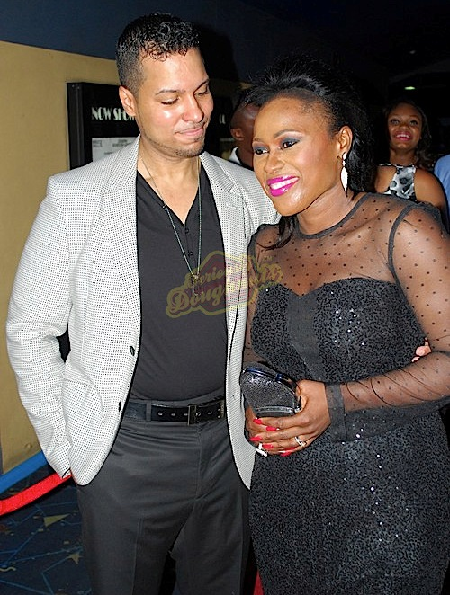 uche jombo s husband denies he met her online   we met