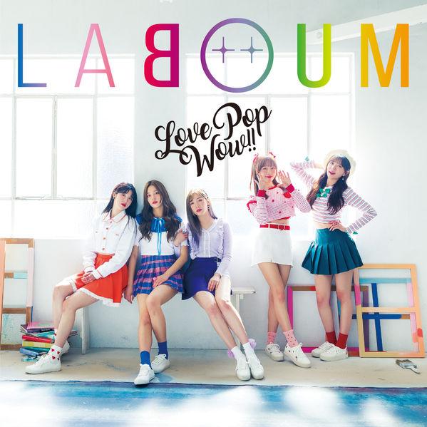 LABOUM – Love Pop Wow!!