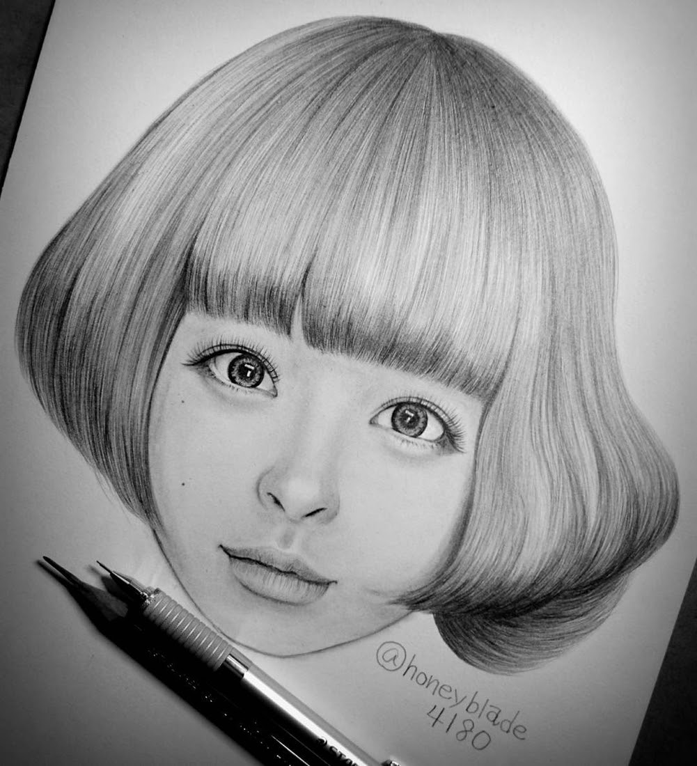 12-Likeness-YU Pencil-Portrait-Drawings-of-Celebrities-and-Non-www-designstack-co