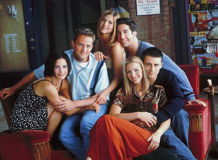 Friends - The One Where They Got Back Together - HBO Max Special - Press Release