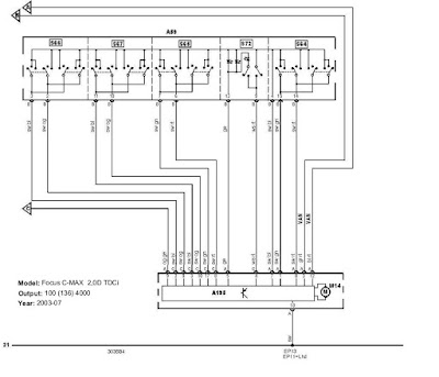 electric windows Ford Focus C Max ~ Wiring DiagramsCars