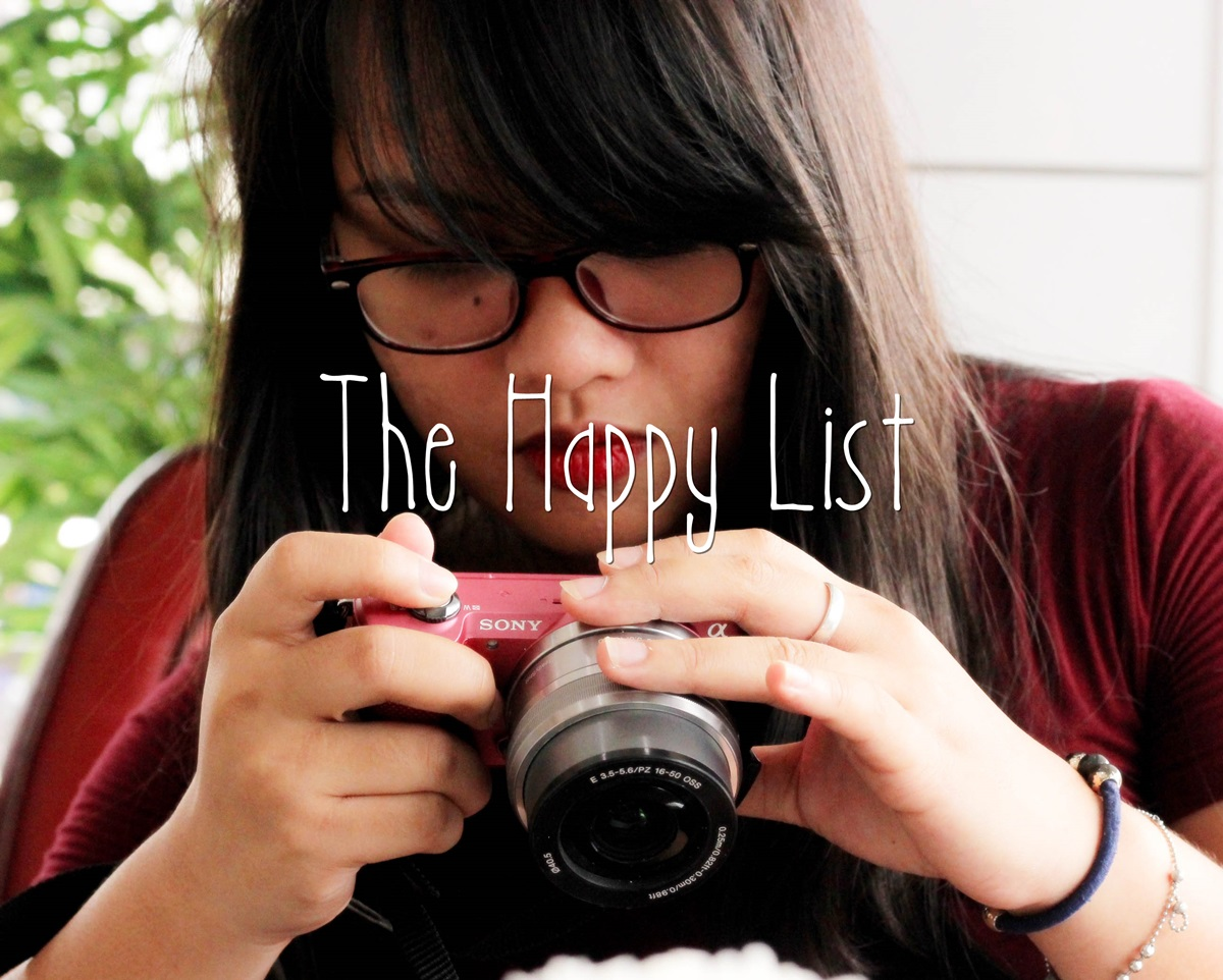 The Happy List Vol. 03