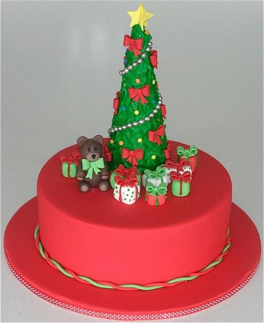 Decorations For Christmas Cakes: WONDERLAND: CHRISTMAS CAKE DECORATING IDEAS