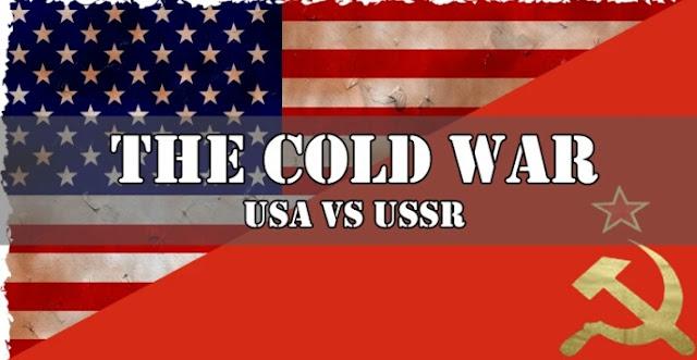Cold war, origin of cold war, end of cold war