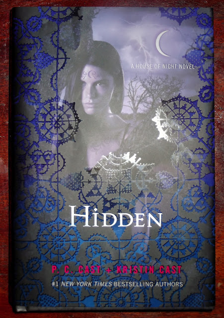 Hidden | A House of Night Novel by P.C. Cast & Kristin Cast