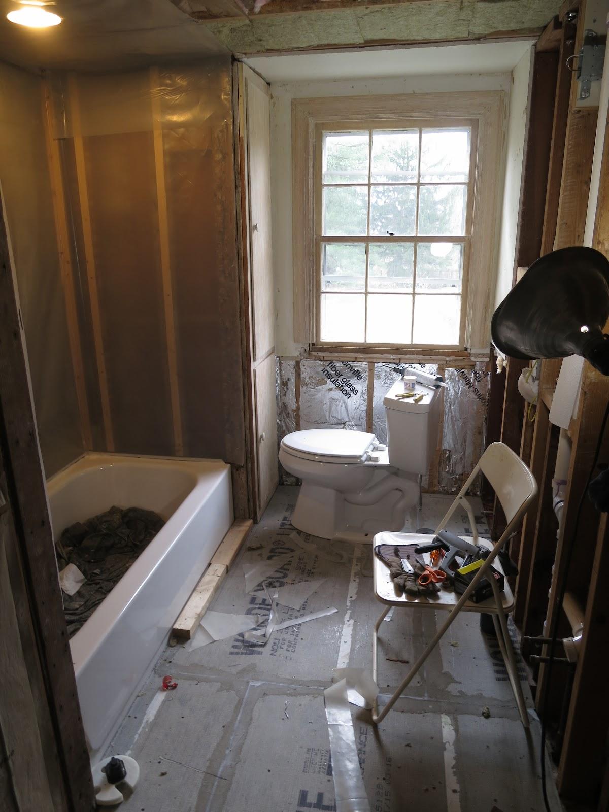 An Old Farm Safe And Sound Bathroom