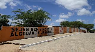 Latrocínio foi registrado em Algodão de Jandaíra nesta quinta (07)