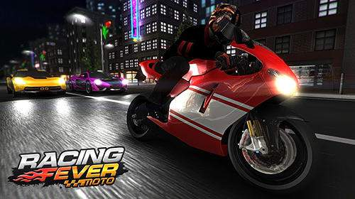 Racing Fever: Moto game