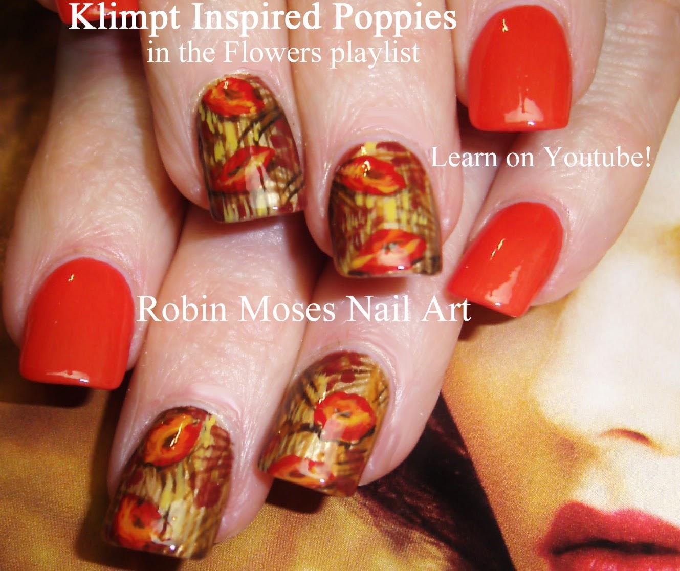 Robin Moses Nail Art Quot Fall Nails Quot Quot Easy Fall Nails Quot Quot Easy