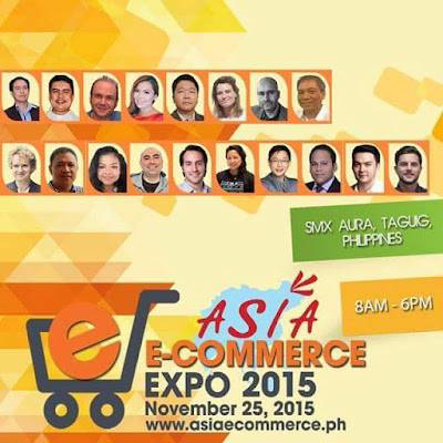 The biggest E- Commerce Show before the year ends: Asia E- Commerce Expo 2015