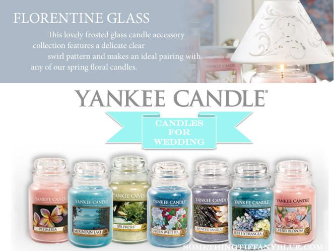 Bomboniere Matrimonio Yankee Candle.Yankee Candle Per Una Bomboniera Profumata Something Tiffany