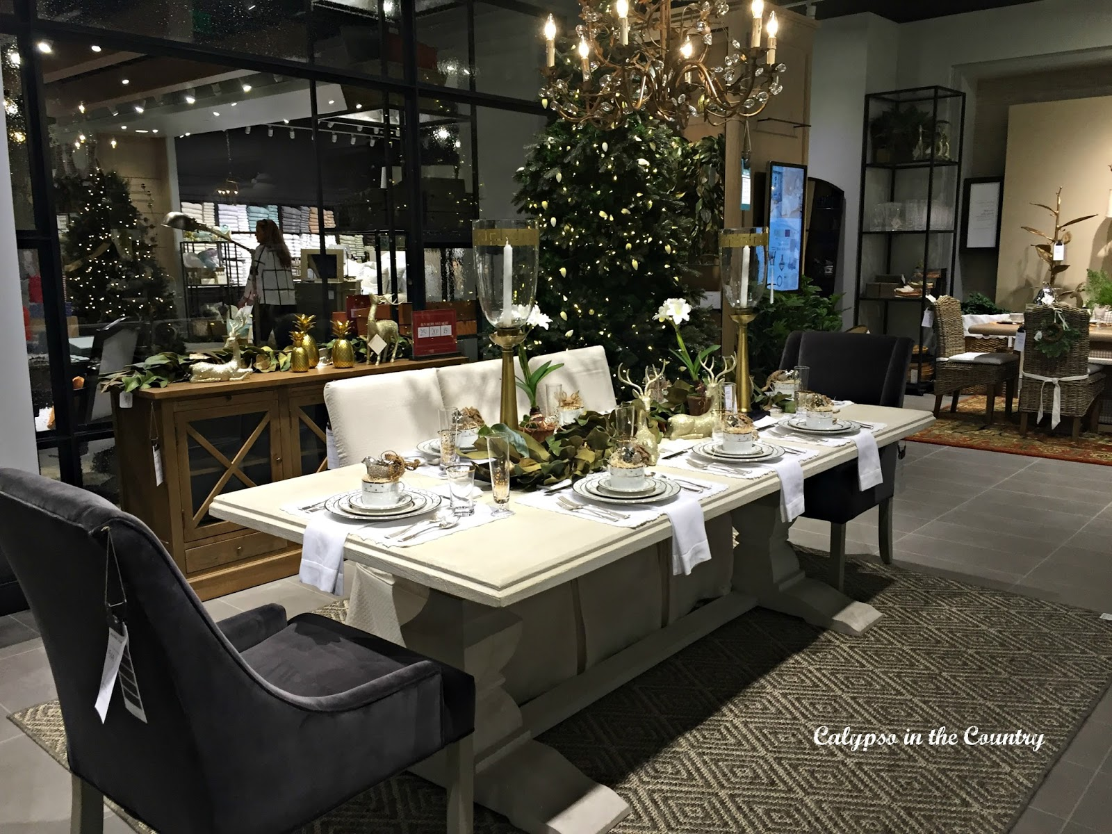 Ballard Design Reviews My Road Trip To The New Store Calypso In Country