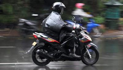 motor musim hujan