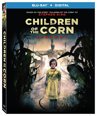 Children of the Corn: Runaway Blu-ray