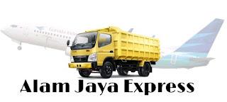 Alamat Expedisi Alam Jaya Express